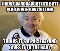 Babysitting Meme - grandma babysitting meme babysitting best of the funny meme