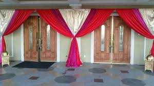 indian wedding decorations for home san jose punjabi sikh wedding gurdwara decor indian wedding