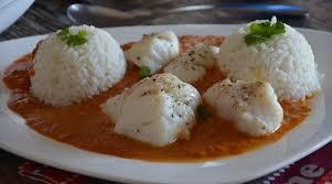 cuisiner avec du lait de coco dos de cabillaud au curry et lait de coco le sucré salé d oum souhaib