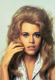 jane fonda 1970 s hairstyle jane fonda young with long hair cut this vintage styled hairstyles