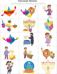 hanukkah activities for kids