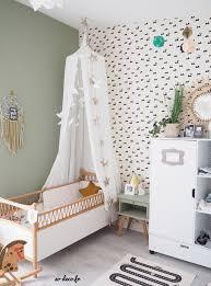 inspiration chambre bébé une chambre de bébé avant après