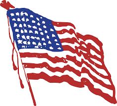 Confederate Flag Clip Art Blue Flag Clipart