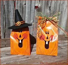 the domestic curator halloween u0027boo bags u0027