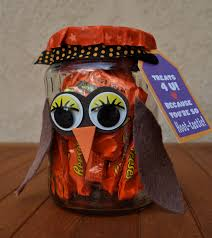 owl candy jars diy using recycled jars u0026 leftover halloween candy