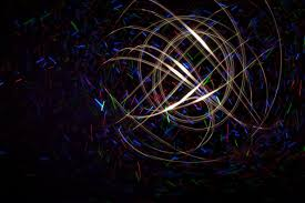 Art Lights Free Images Abstract Line Darkness Blue Toy Circle Light