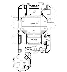 building floor plan ferneham hall