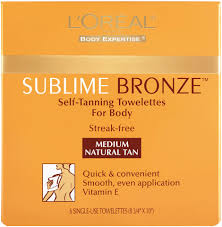 Vitamin D And Tanning Beds L U0027oreal Paris Sublime Bronze Properfect Salon Airbrush Self
