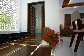 3d pooja room entrance by ary studios ary studios
