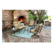 Shopko Outdoor Furniture by Summerdale 6 Piece Cushioned Seating Group Shopko My Beautiful