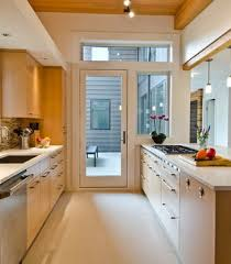 Long And Narrow Kitchen Designs Awesome And Beautiful Kitchen Design For Long Narrow Room 17 Best