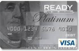 ready prepaid card readydebit platinum visa prepaid card reviews prepaid cards