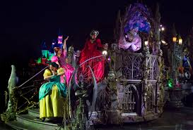 halloween time at disneyland resort travel to the magic