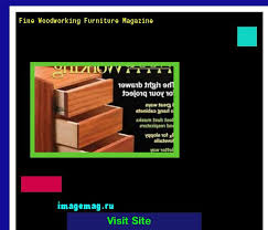 Woodworking Magazine Canada by Fine Woodworking Magazine Free Plans 152441 The Best Image