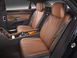 bentley flying spur black interior when a normal bentley is not enough a bespoke flying spur