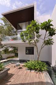 courtyard house abin design studio architecture lab