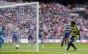 When The Biggest Annual Football Game Comes To Town Huddersfield 0 Reading 0 4 3 On Pens Danny Ward The Shootout