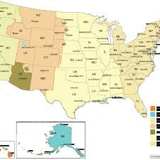 map of usa states denver time zone maps usa map of usa