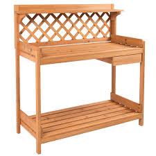garden potting bench ebay