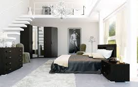 Mezzanine Stairs Design Interiors Dreamy Bedroom Design Features Mezzanine Level