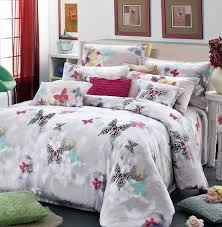 butterfly comforter sets queen size 4865