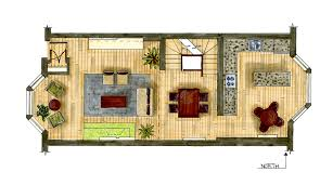 simple country floor plans free printable house one bedroom