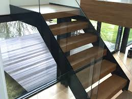 Office Stairs Design by Contemporary Staircases From Zigzag Design Studio