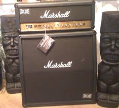 Marshall 412 Cabinet Marshall Dsl100mlb Half Stack With Angled Mc412 Cabinet Andy
