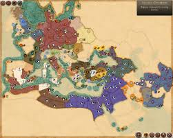 Map Rome The Biggest Surprise I Ever Had In Rome 2 Gj Cai U2014 Total War Forums