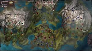 Gw2 World Map by Hatefate Gw2 Guides March 2015
