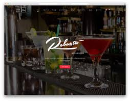 20 popular themes for bars pubs 2017 colorlib