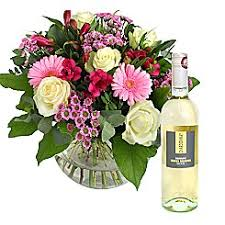 wine gifts delivered flowers and wine flower gifts delivered serenata flowers