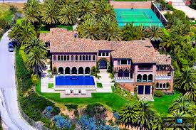 cher u0027s italian renaissance style mansion overlooking the pacific