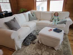 Ikea Sectional Sofa Review by Slipcover Charleston Sofa Pottery Barn Best Home Furniture