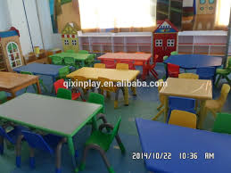 daycare table and chairs day care furniture and pre equipment furniture for kids play