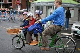 siège vélo é la vie sans voiture les enfants à vélo carfree fr