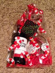 christmas employee gifts wine glass dollar store sutter home