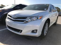 used lexus suv sarasota certified pre owned 2015 toyota venza le 4d sport utility in