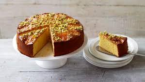 bbc food almond cake recipes