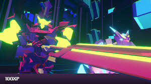 Futuristic Style What Is Desync A Fast Paced Arena Shooter With A 80 U0027s