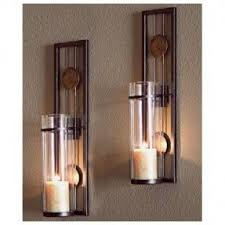 Metal Wall Sconces Candle Sconces Contemporary Foter