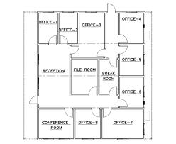 admin building floor plan facilities enviroplex