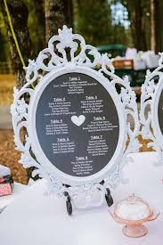 cadre photo mariage cadre baroque blanc pour menu de mariage pas cher wedding