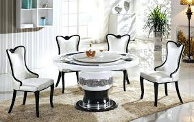 round dining room tables for 6 round dining table with lazy susan onaatou com