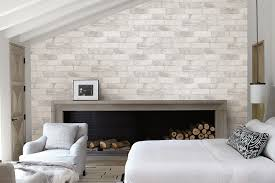 faux finish wallpaper sets the mood saves money