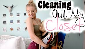 how to clean u0026 organize your closet youtube