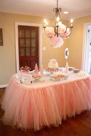 fancy baby shower decorations 83472 pink baby shower theme