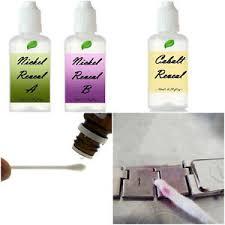 nickel allergy testing nickel and cobalt spot test kits nickel cobalt allergy testing