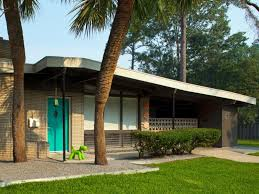 painting mid century modern home exterior paint colors pergola