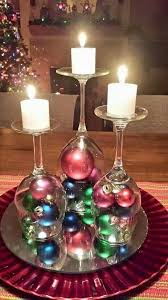 christmas candle centerpiece ideas easy and creative diy christmas decorating ideas hative